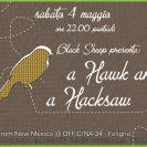 A Hawk and A Hacksaw – 4 maggio 2013