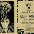 Matt Elliott – 7 marzo 2014